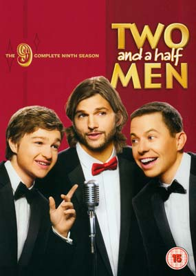 Two and a Half  Men: Season   9 (3-disc) (DVD) - Klik her for at se billedet i stor størrelse.