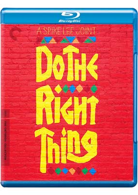 Do the Right Thing (Criterion) (Blu-ray) (BD) - Klik her for at se billedet i stor størrelse.
