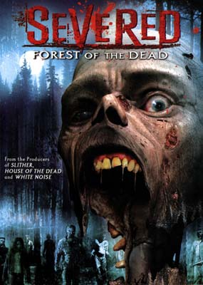 Severed: Forest of the Dead  (DVD) - Klik her for at se billedet i stor størrelse.