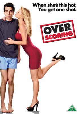 Overscoring (She's Out of My League)  (DVD) - Klik her for at se billedet i stor størrelse.