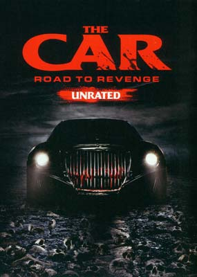 Car, The: Road to Revenge (Unrated) (DVD) - Klik her for at se billedet i stor størrelse.