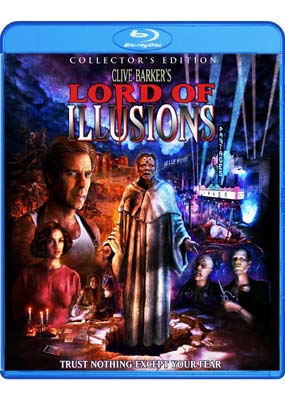 Lord of Illusions: Collector's Edition (Blu-ray & DVD) (BD) - Klik her for at se billedet i stor størrelse.