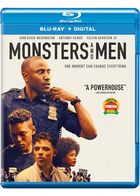 Monsters and Men (Blu-ray & DVD) (BD) - Klik her for at se billedet i stor størrelse.