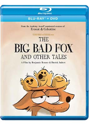 The Big Bad Fox and Other Tales... (Blu-ray & DVD) (BD) - Klik her for at se billedet i stor størrelse.