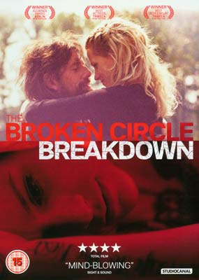 Broken Circle Breakdown, The  (DVD) - Klik her for at se billedet i stor størrelse.