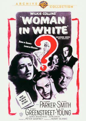 Woman in White, The (Warner Archive) (DVD) - Klik her for at se billedet i stor størrelse.