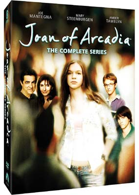 Joan of Arcadia: The Complete Series (12-disc) (DVD) - Klik her for at se billedet i stor størrelse.
