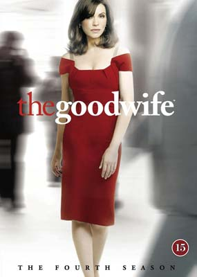 Good Wife, The: Season   4 (6-disc) (DVD) - Klik her for at se billedet i stor størrelse.