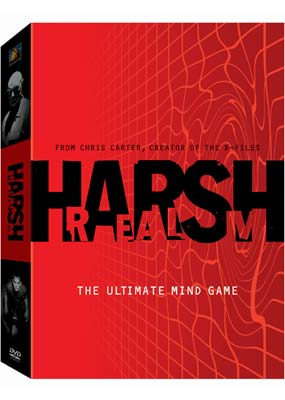 Harsh Realm: The Complete Series (3-disc) (DVD) - Klik her for at se billedet i stor st�rrelse.