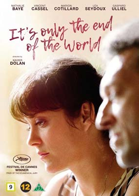 It's Only the End of the World  (DVD) - Klik her for at se billedet i stor størrelse.