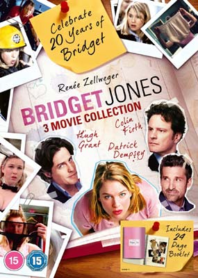 Bridget Jones: 3 Movie Collection (3-disc) (DVD) - Klik her for at se billedet i stor størrelse.