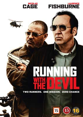 Running with the Devil  (DVD) - Klik her for at se billedet i stor størrelse.
