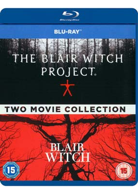 Blair Witch & The Blair Witch Project (Blu-ray) (BD) - Klik her for at se billedet i stor størrelse.