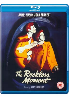 Reckless Moment, The: Limited Edition (Blu-ray) (BD) - Klik her for at se billedet i stor størrelse.