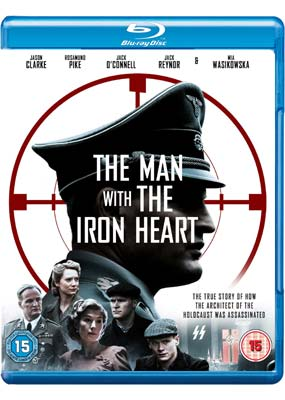 Man with the Iron Heart, The (Blu-ray) (BD) - Klik her for at se billedet i stor størrelse.