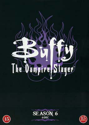 Buffy   the Vampire Slayer:   Season 6 (6-disc) (DVD) - Klik her for at se billedet i stor størrelse.