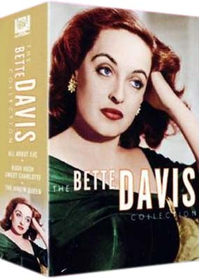 Bette Davis Collection, The (3 film) (DVD) - Klik her for at se billedet i stor størrelse.