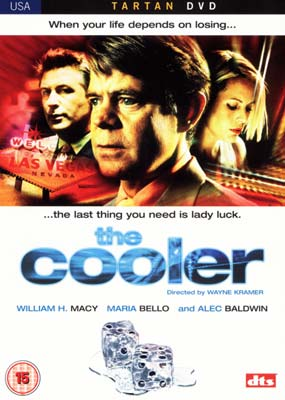 Cooler,  The (Collector's Edition) (DVD) - Klik her for at se billedet i stor størrelse.