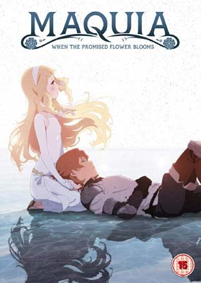 Maquia: When the Promised Flower Blooms  (DVD) - Klik her for at se billedet i stor størrelse.