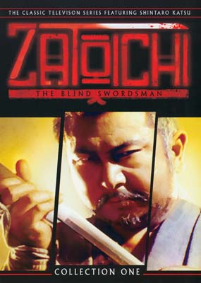 Zat�ichi   - Collection One: Vol. 1-3 (6-disc) (DVD) - Klik her for at se billedet i stor st�rrelse.