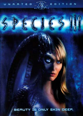 Species III (Unrated) (DVD) - Klik her for at se billedet i stor st�rrelse.