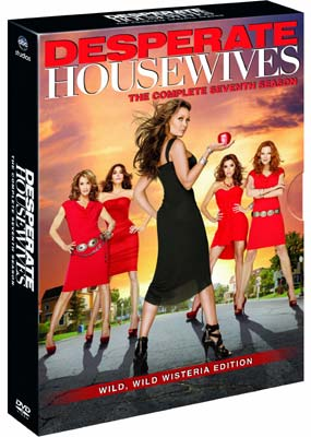 Desperate Housewives:  Season  7 (6-disc) (DVD) - Klik her for at se billedet i stor størrelse.