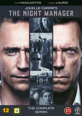 Night Manager,   The (2-disc) (DVD) - Klik her for at se billedet i stor størrelse.