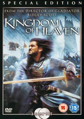 Kingdom of Heaven (2-disc) (DVD) - Klik her for at se billedet i stor st�rrelse.