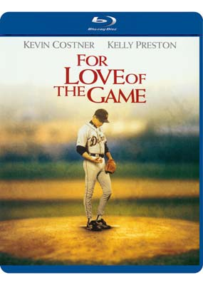 For Love of the Game (Blu-ray) (BD) - Klik her for at se billedet i stor størrelse.