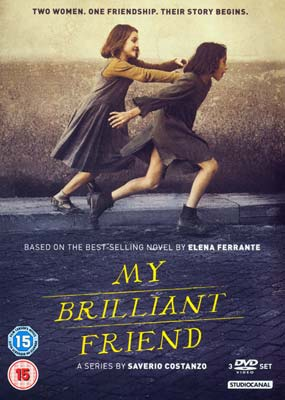My Brilliant Friend: Season 1 (3-disc) (DVD) - Klik her for at se billedet i stor størrelse.