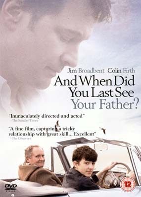 And When Did You Last See Your Father?  (DVD) - Klik her for at se billedet i stor størrelse.