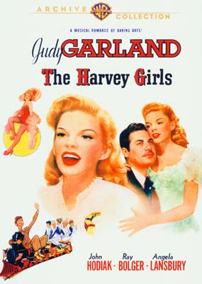 Harvey Girls, The  (Warner Archive) (DVD) - Klik her for at se billedet i stor størrelse.