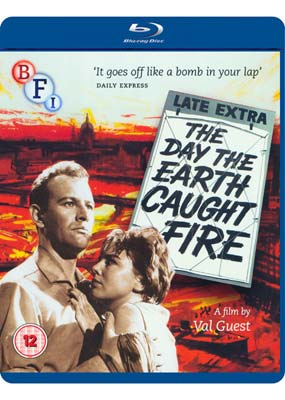 Day the Earth Caught Fire, The (Blu-ray) (BD) - Klik her for at se billedet i stor størrelse.