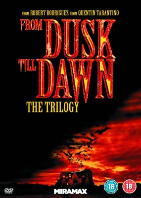 From Dusk Till Dawn: The   Trilogy (3-pack) (DVD) - Klik her for at se billedet i stor størrelse.