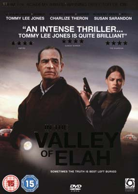In the Valley of Elah  (DVD) - Klik her for at se billedet i stor størrelse.