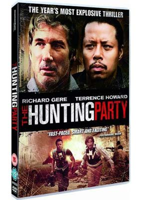 Hunting Party, The (Richard  Gere)  (DVD) - Klik her for at se billedet i stor størrelse.