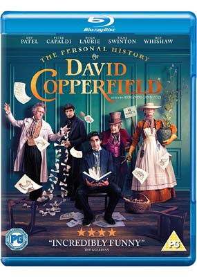Personal History of David Copperfield, The (Blu-ray) (BD) - Klik her for at se billedet i stor størrelse.