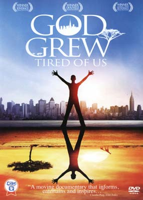 God Grew Tired of Us (Dokumentar) (DVD) - Klik her for at se billedet i stor størrelse.