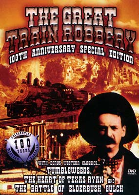 Great Train Robbery, The (Anniversary Edition) (DVD) - Klik her for at se billedet i stor størrelse.