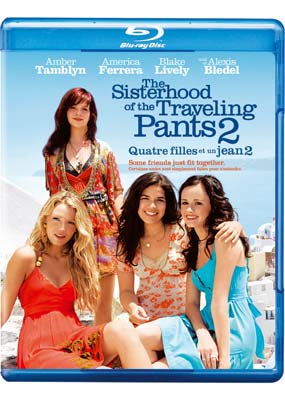 Sisterhood of the Traveling Pants 2, The (Blu-ray) (BD) - Klik her for at se billedet i stor størrelse.
