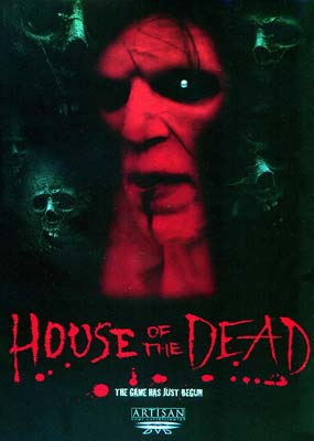 House of the Dead (Special Edition) (DVD) - Klik her for at se billedet i stor størrelse.