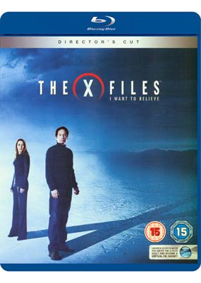 X-Files, The:  I Want   to   Believe (Blu-ray) (BD) - Klik her for at se billedet i stor størrelse.
