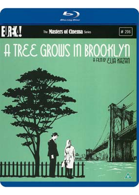 Tree Grows in Brooklyn, A (Blu-ray) (BD) - Klik her for at se billedet i stor størrelse.