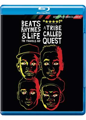 Beats, Rhymes & Life: The Travels of a Tribe Called Quest (Blu-ray) (BD) - Klik her for at se billedet i stor størrelse.