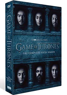 Game of Thrones: Season   6 (Box) (5-disc) (DVD) - Klik her for at se billedet i stor størrelse.