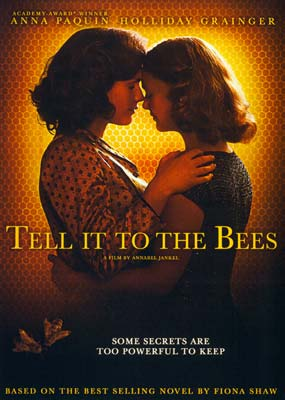 Tell It to the Bees  (DVD) - Klik her for at se billedet i stor størrelse.