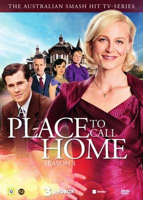 Place to Call Home,  A: Season 4 (3-disc) (DVD) - Klik her for at se billedet i stor størrelse.