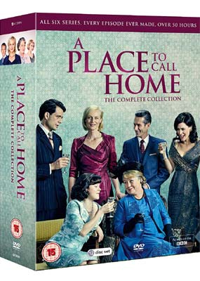 Place to Call Home, A:   The Complete Collection (12-disc) (DVD) - Klik her for at se billedet i stor størrelse.