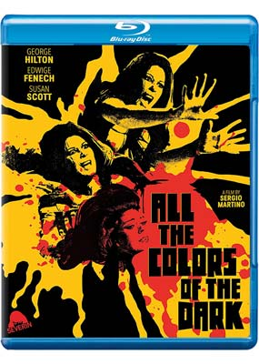 All the Colors of the Dark (Blu-ray) (BD) - Klik her for at se billedet i stor størrelse.