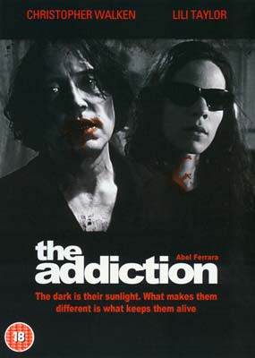 Addiction, The (Christopher Walken)  (DVD) - Klik her for at se billedet i stor størrelse.